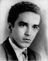 El Joven Gabriel García Márquez