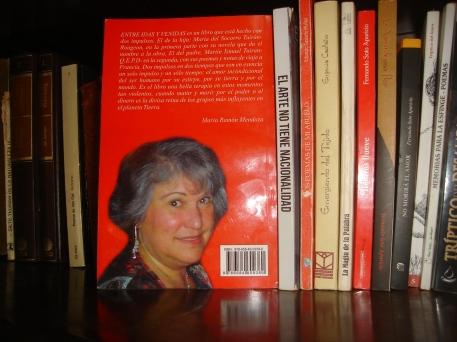 María del Socorro Tuirán Rougeon, Psicóloga clínica , psicoanalista, escritora en sus tiempos libres. Voreppe