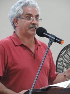 Jesús Maria Stapper, artista, periodista, hombre de la cultura colombiana.