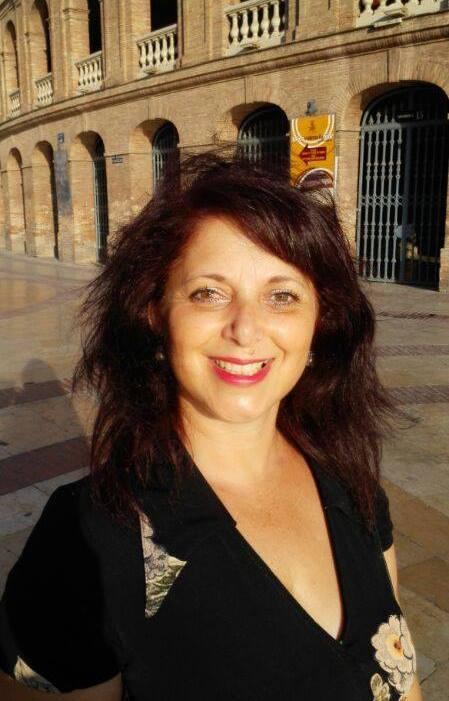 Laura Curbelo Tossi,  uruguaya afincada en Puerto de Sagunto